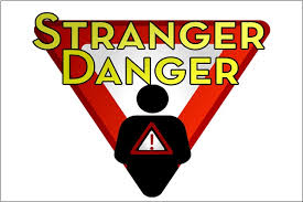 """Stranger Danger"" – shall we tell the children?"